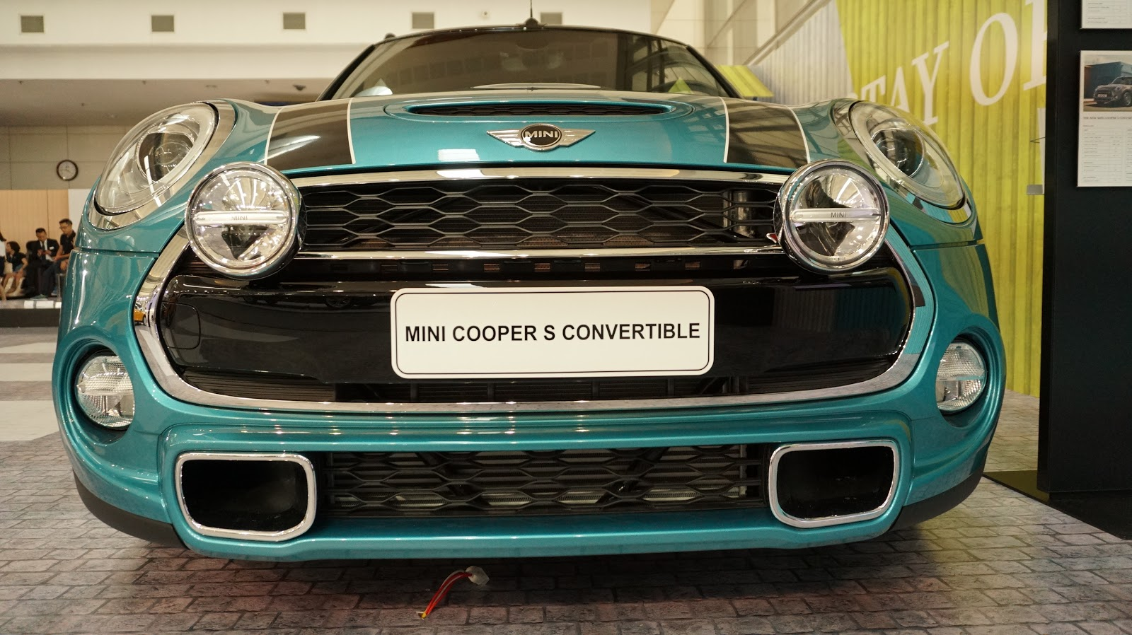 Mini cooper S Convertible