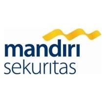 Logo PT Mandiri Sekuritas