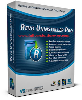Revo Uninstaller Pro 3.1.4 FINAL + Crack for windows