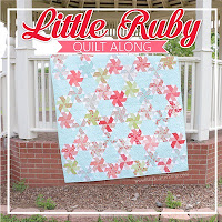http://fatquartershop.blogspot.com/p/little-ruby-quilt-along.html