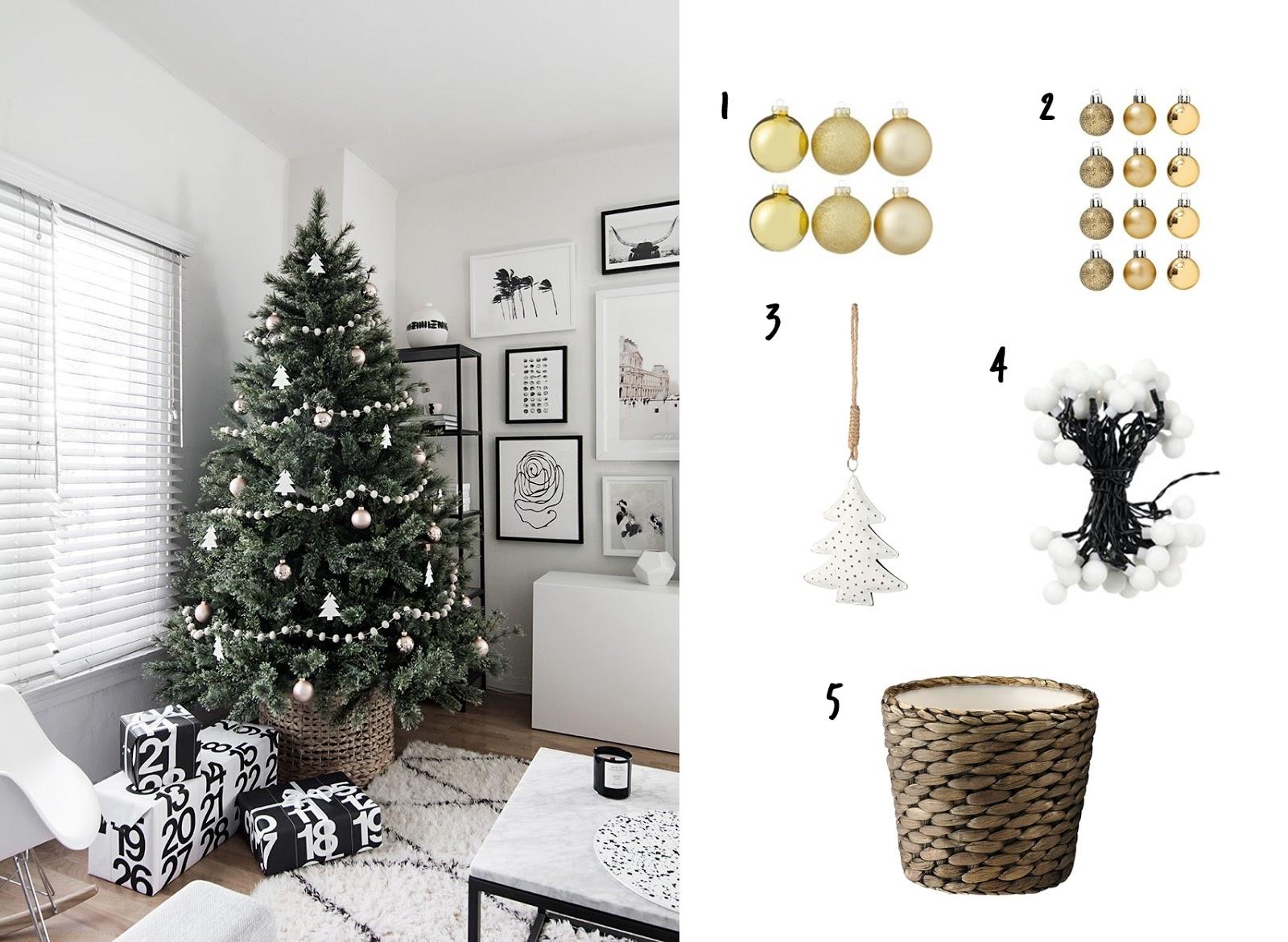 Marca Tus Tendencias Ideas Para Decorar El Rbol Esta Navidad ~ Decoracion Navidad Corte Ingles