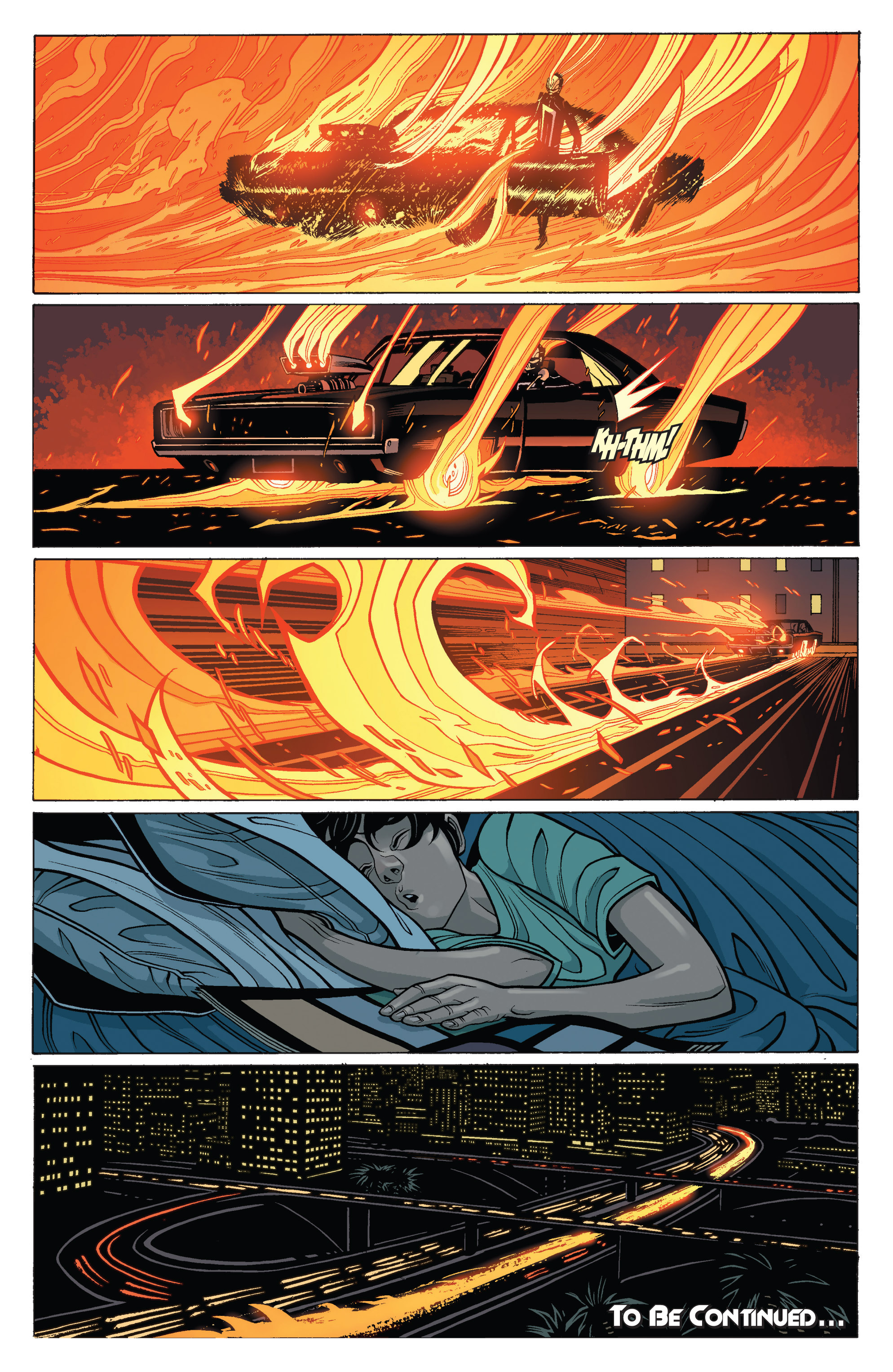 Read online All-New Ghost Rider comic -  Issue #1 - 22