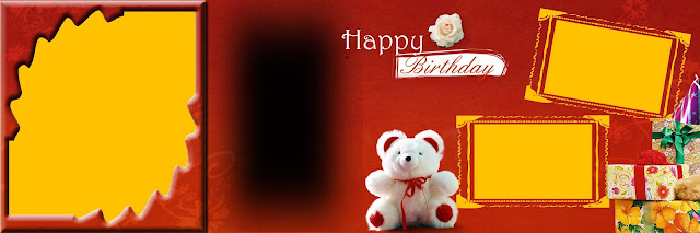 Birthday Album PSD