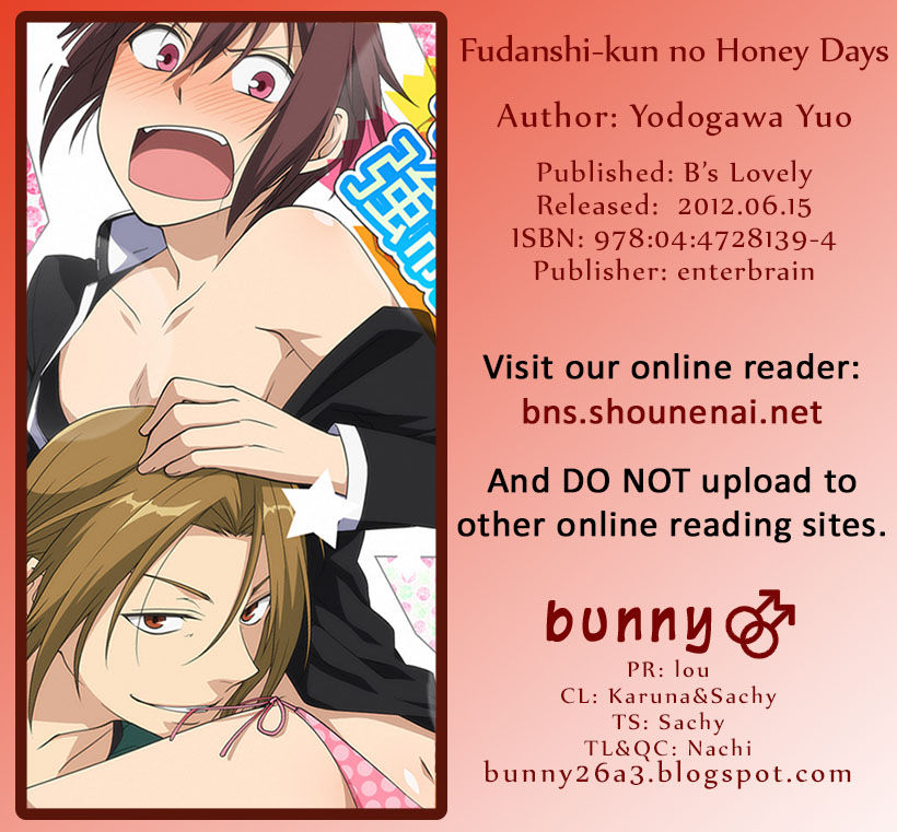 Fudanshi-kun No Honey Days