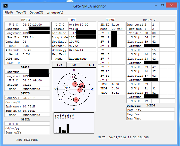 Interfacing the NEO-6M GPS module to a PIC | ToughDev