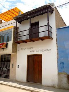 Casa Museo Albújar y Guarniz