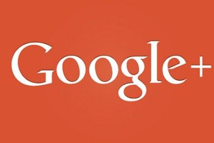 Pengaturan Google Plus pada Blogger Pindah Tempat