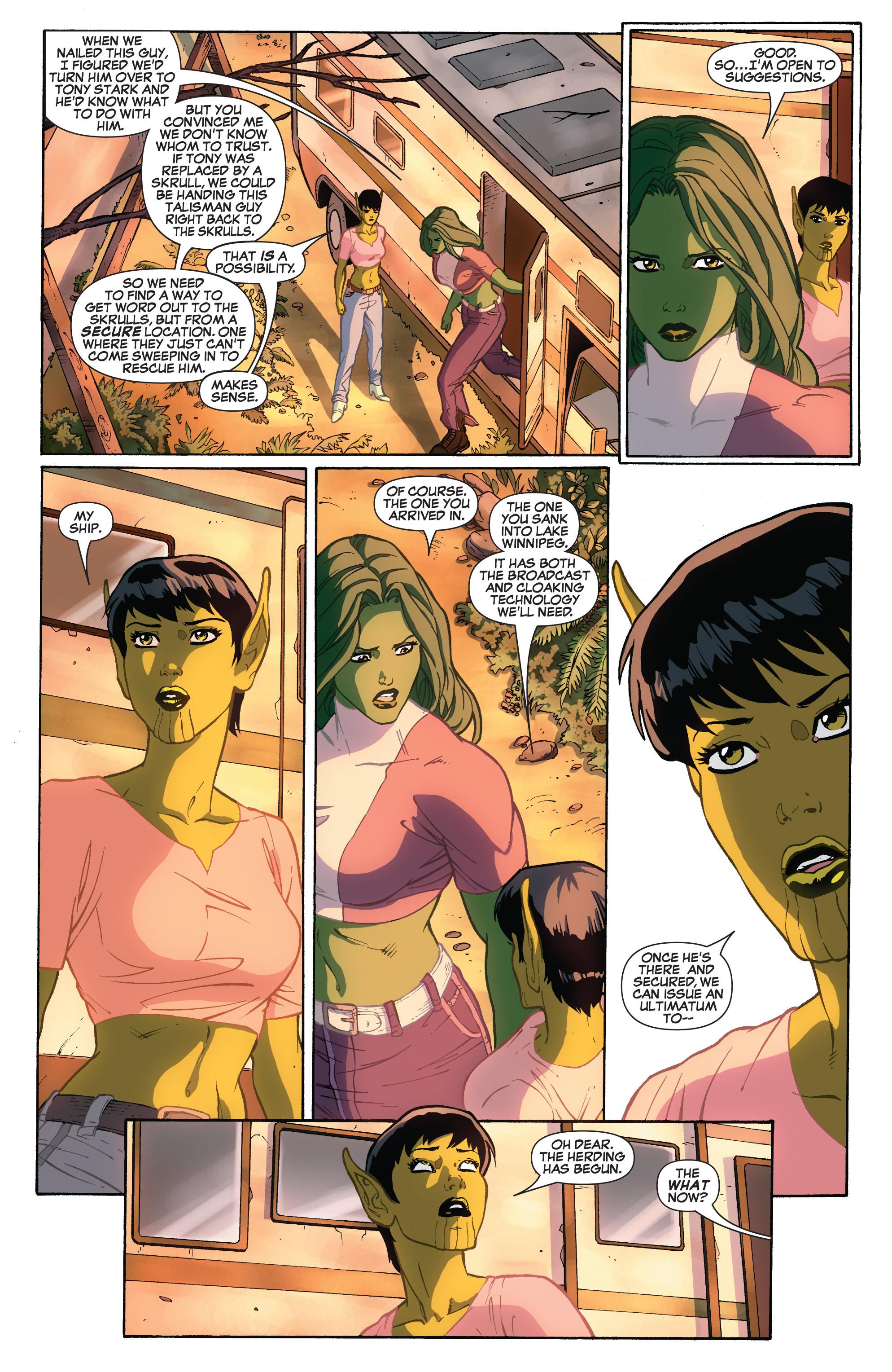 Read online She-Hulk (2005) comic -  Issue #32 - 7