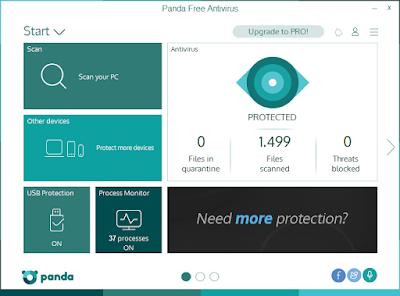 Tutorial dan Cara Install Panda Free Antivirus 13