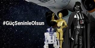 Gittigidiyor Star Wars Kampanyası