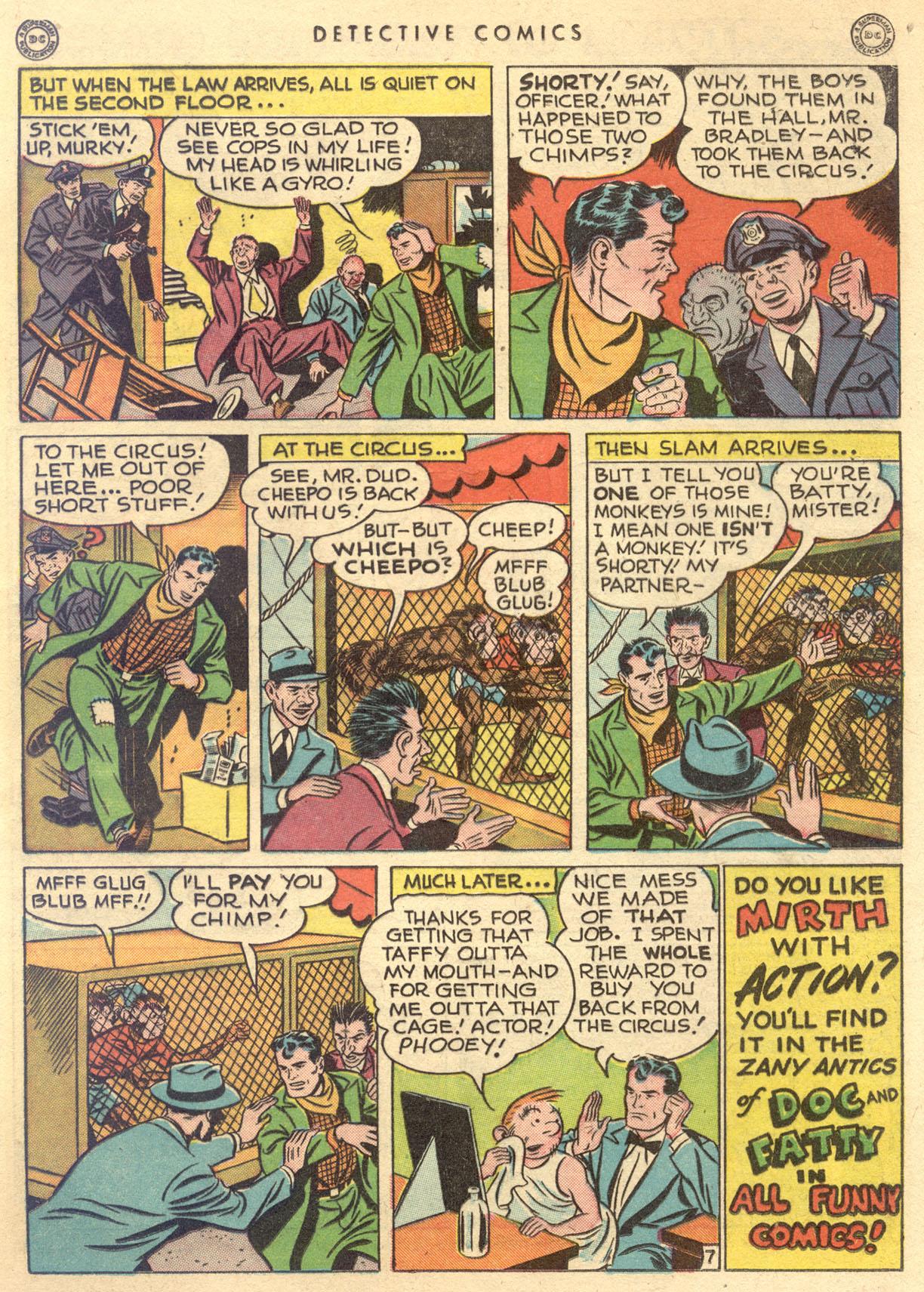 Detective Comics (1937) 135 Page 29