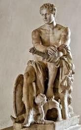 El dios Olimpico Ares