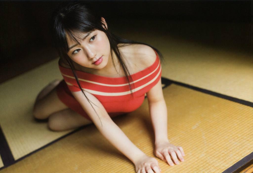 Tanaka Miku 田中美久, UTB 2017.10 (アップトゥボーイ 2017年10月号)