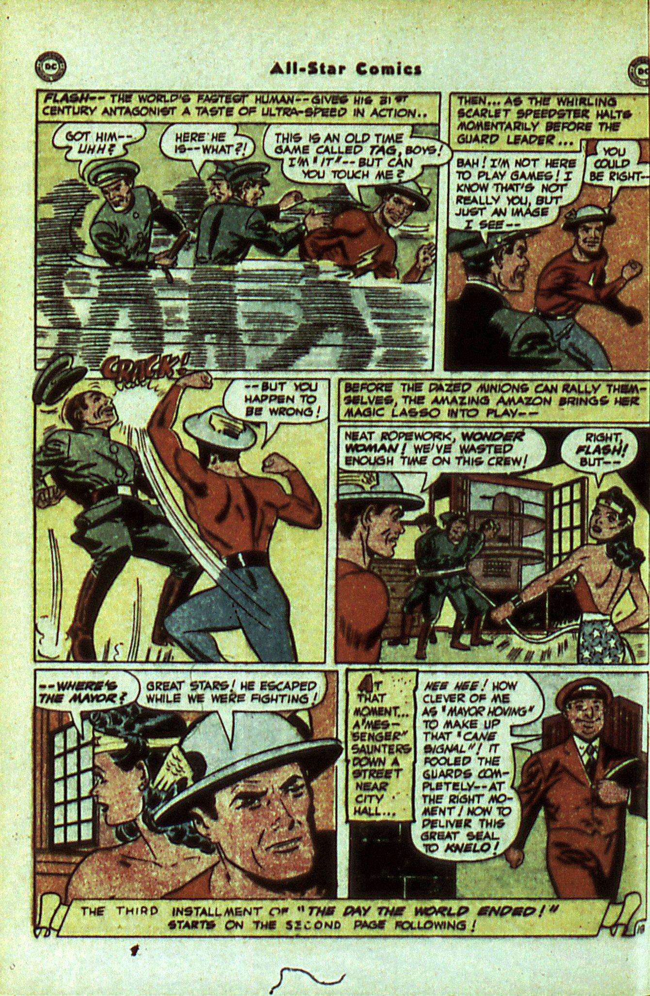 Read online All-Star Comics comic -  Issue #56 - 22