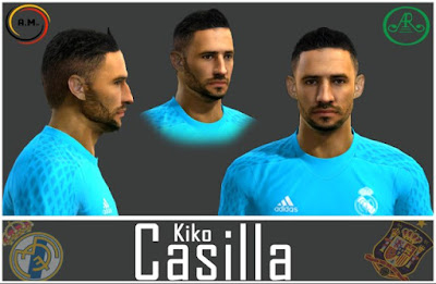 PES 2013 Casilla (Real GK) by Alireza11 (AR Design Group)