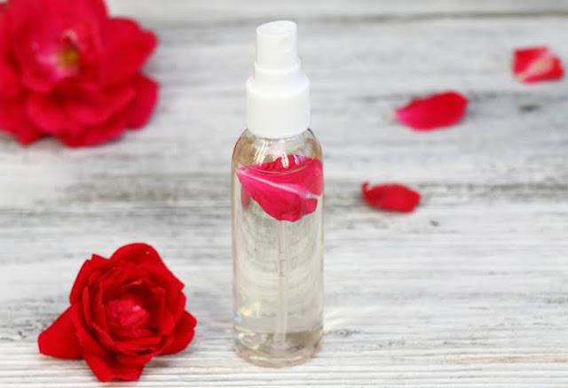 13 Manfaat Air Mawar Untuk Kecantikan Kulit Wajah