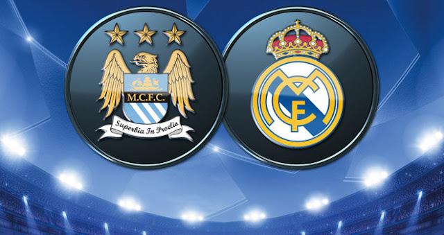 Prediksi M City vs Real Madrid