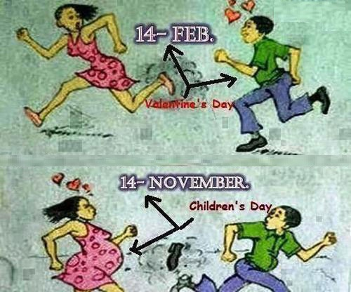 Valentines Day Jokes in Hindi