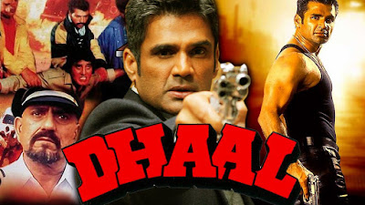 Dhaal 1997 Hindi 720p WEB HDRip 1.1GB