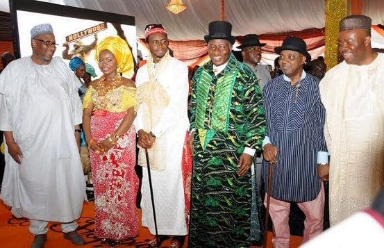 apc governor absent jonathan daughter wedding