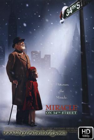 Milagro En La Calle 34 (1994) [1080p] [Latino-Ingles] [MEGA]