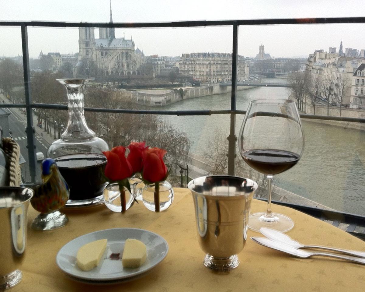 La Tour D Argent Restaurant Montparnasse