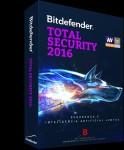 BitDefender Total Security 2016 – Serial válido grátis