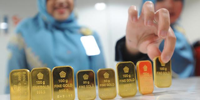 cara beli emas di pegadaian