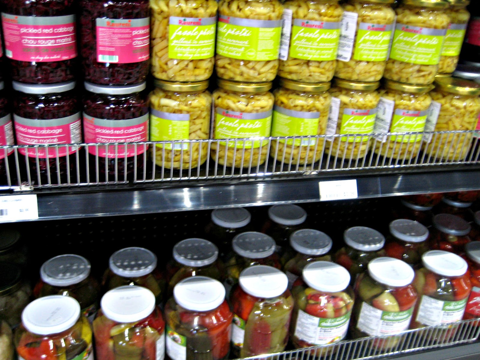 Whole Foods Caviar Selection