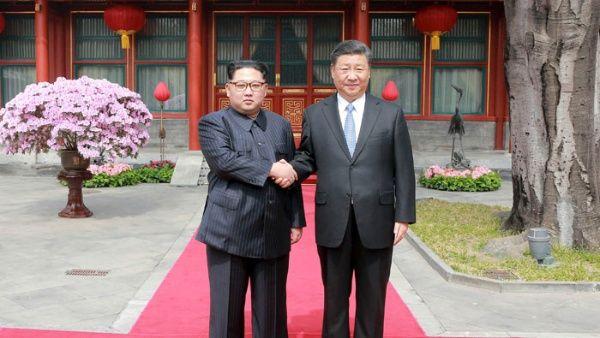 China y Pionyang fortalecen lazos pese a tensión en la región