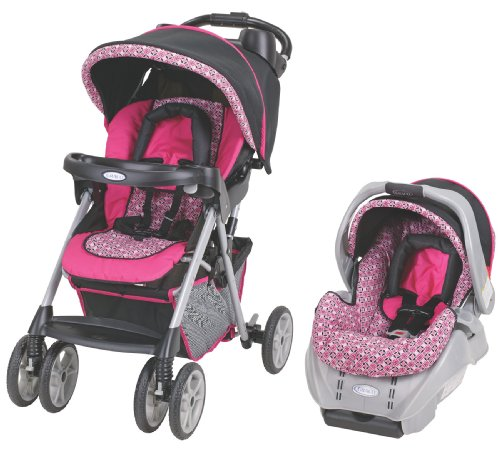 Graco Alano Travel System Erin