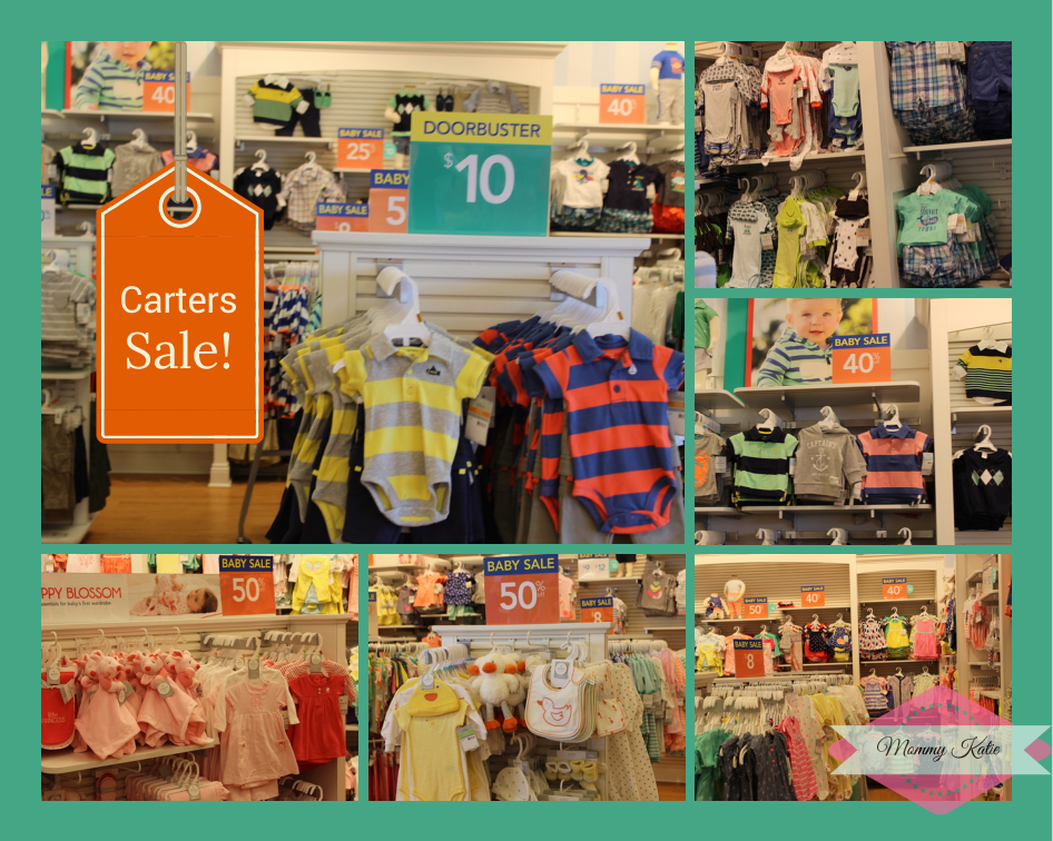 #Giveaway Carter's Baby & Kids Sale #CartersSpringStyle