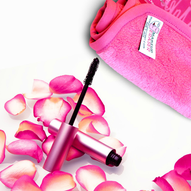 removing your makeup with a makeup eraser by barbies beauty bits