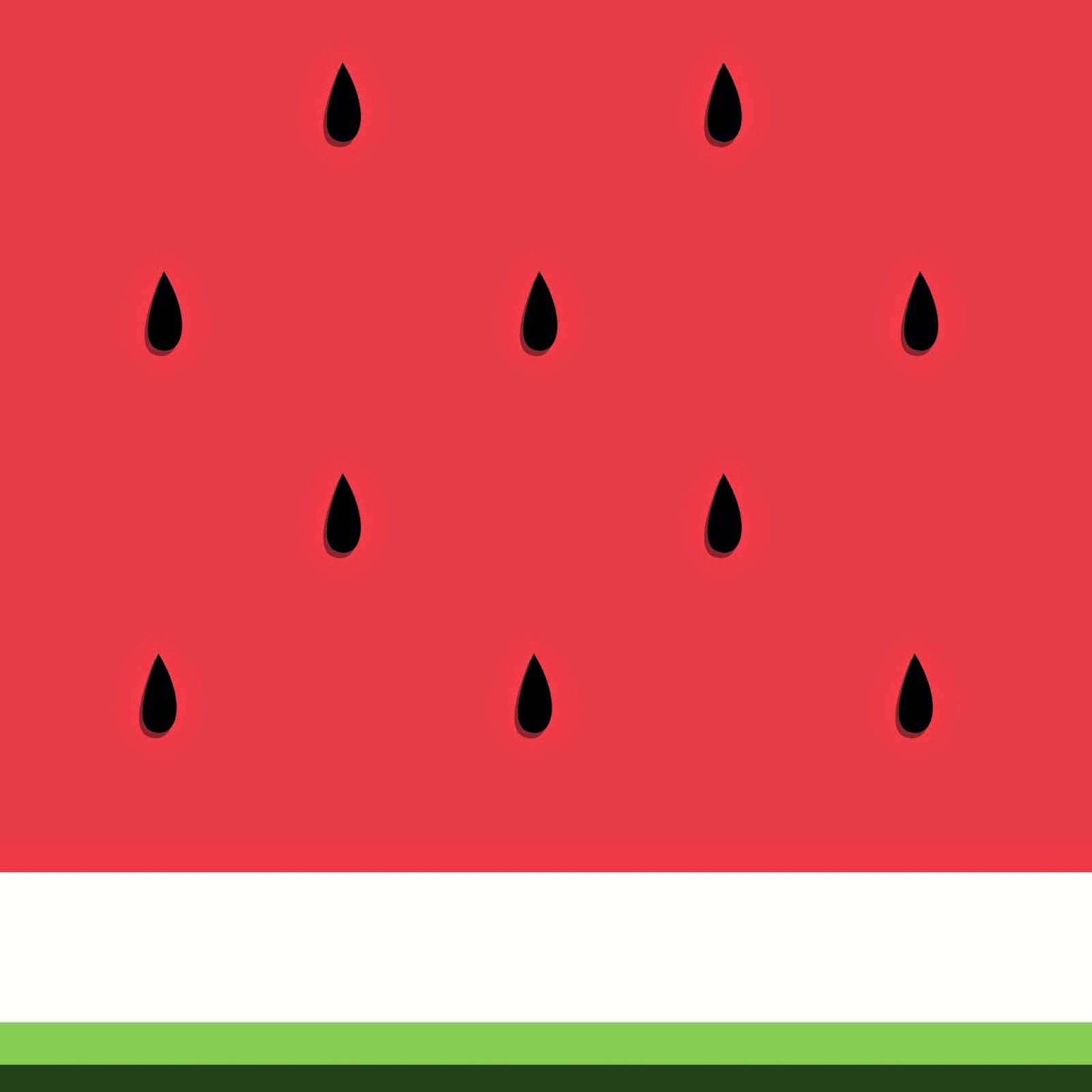 Watermelon, Free Printable Paper.
