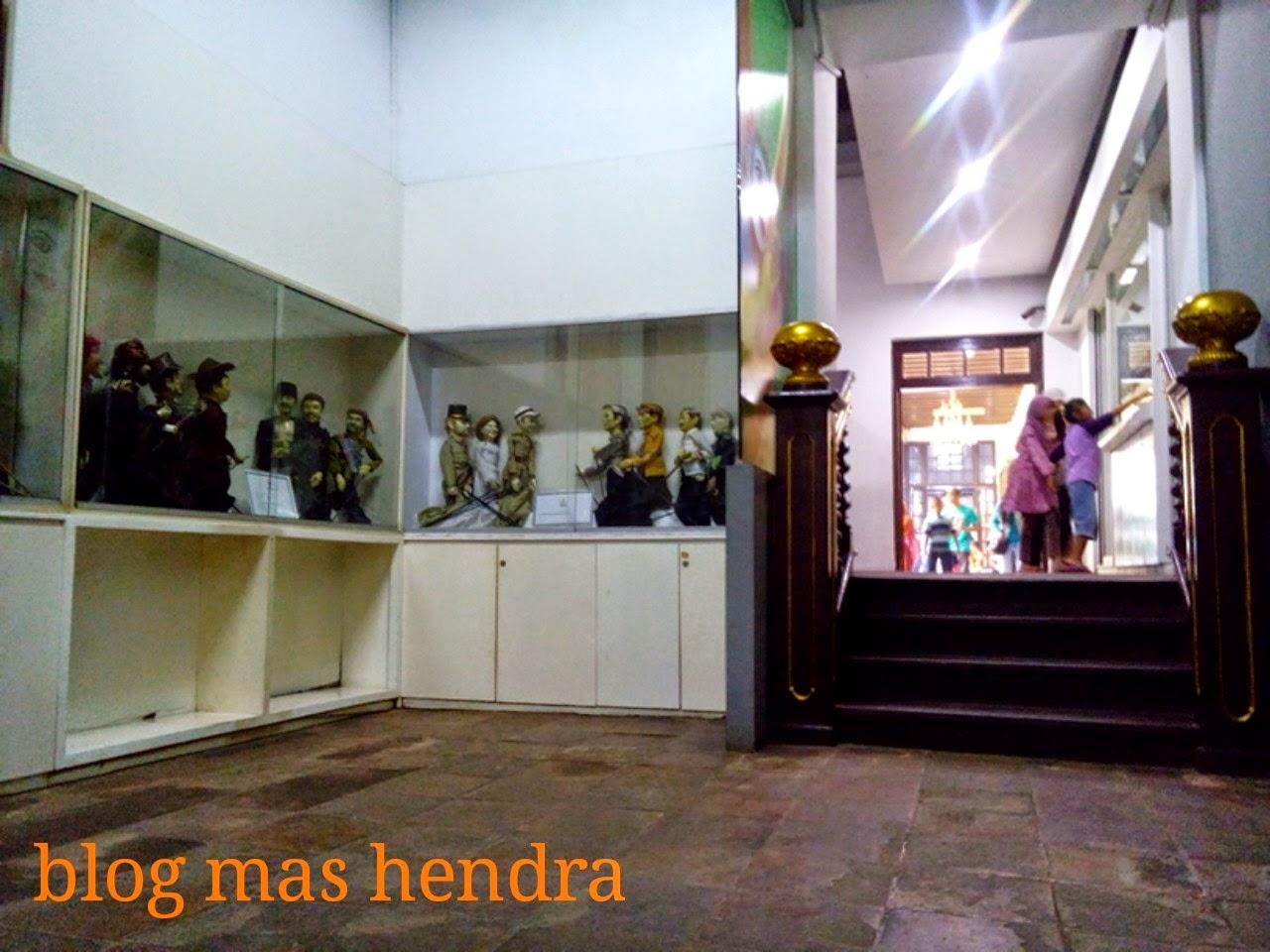puppet museum in Kota Tua