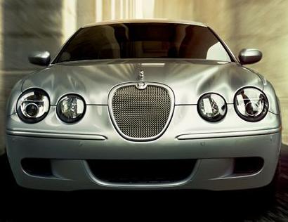 New Car Design Luxury Car Jaguar S Type 2008