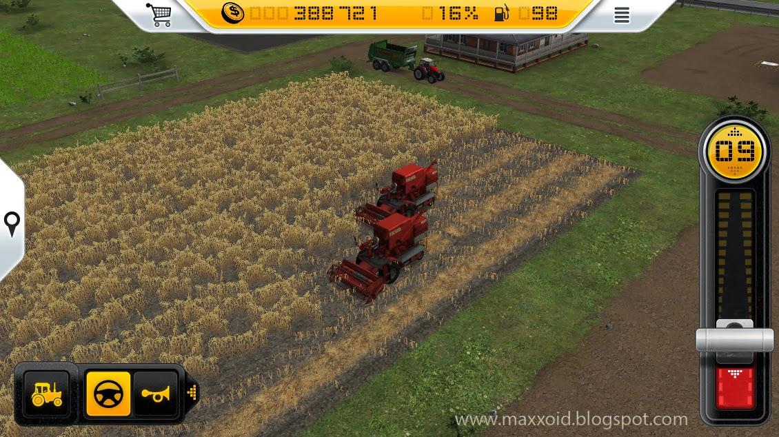 تحميل لعبة farming simulator 2015 كاملة