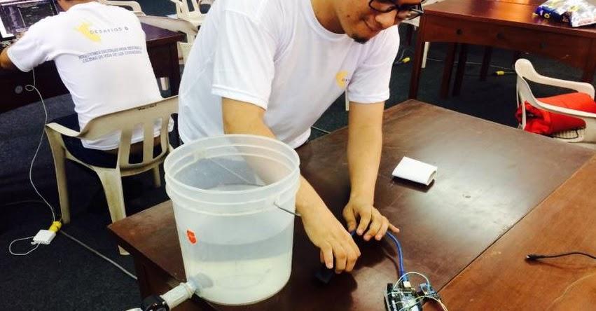 Premian a «Libertech» por proyecto innovador que promueve el uso eficiente del agua