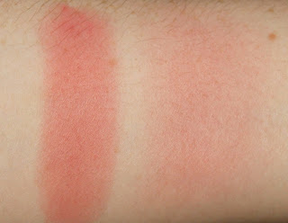Bobbi Brown Blush in 11 Nectar review swatch swatches