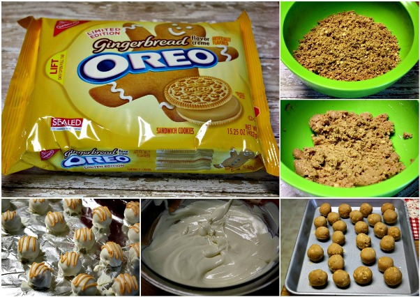 Mommy S Kitchen Recipes From My Texas Kitchen Gingerbread Oreo