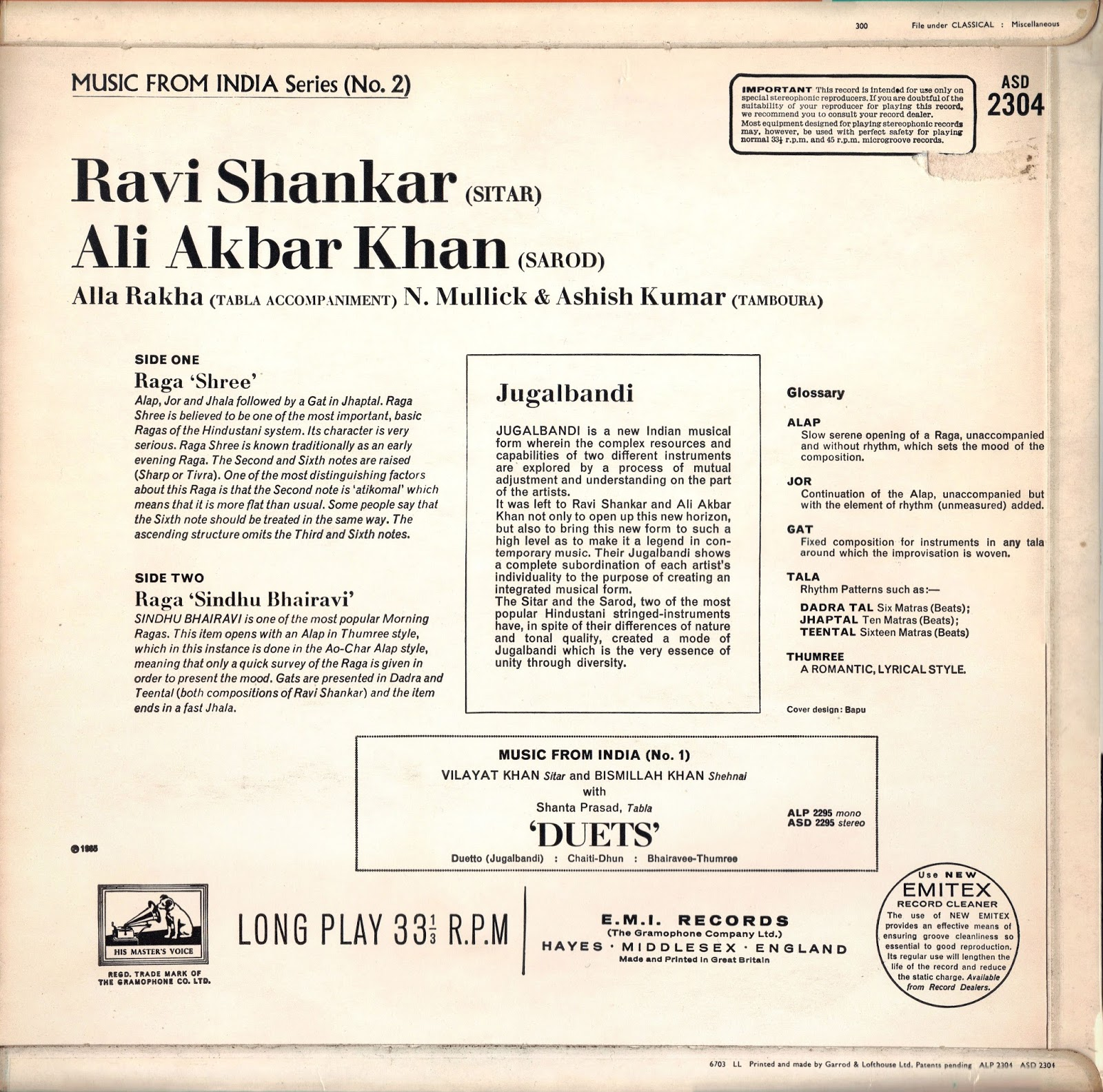 oriental traditional music from lps cassettes ravi shankar wave