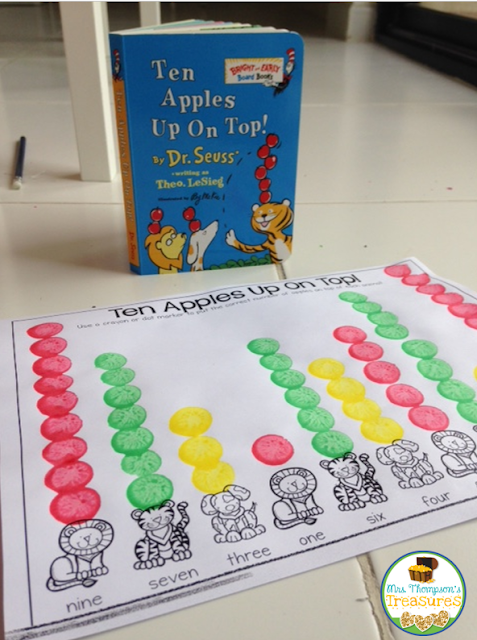 http://www.mrsthompsonstreasures.com/2016/05/ten-apples-up-on-top-number-words.html