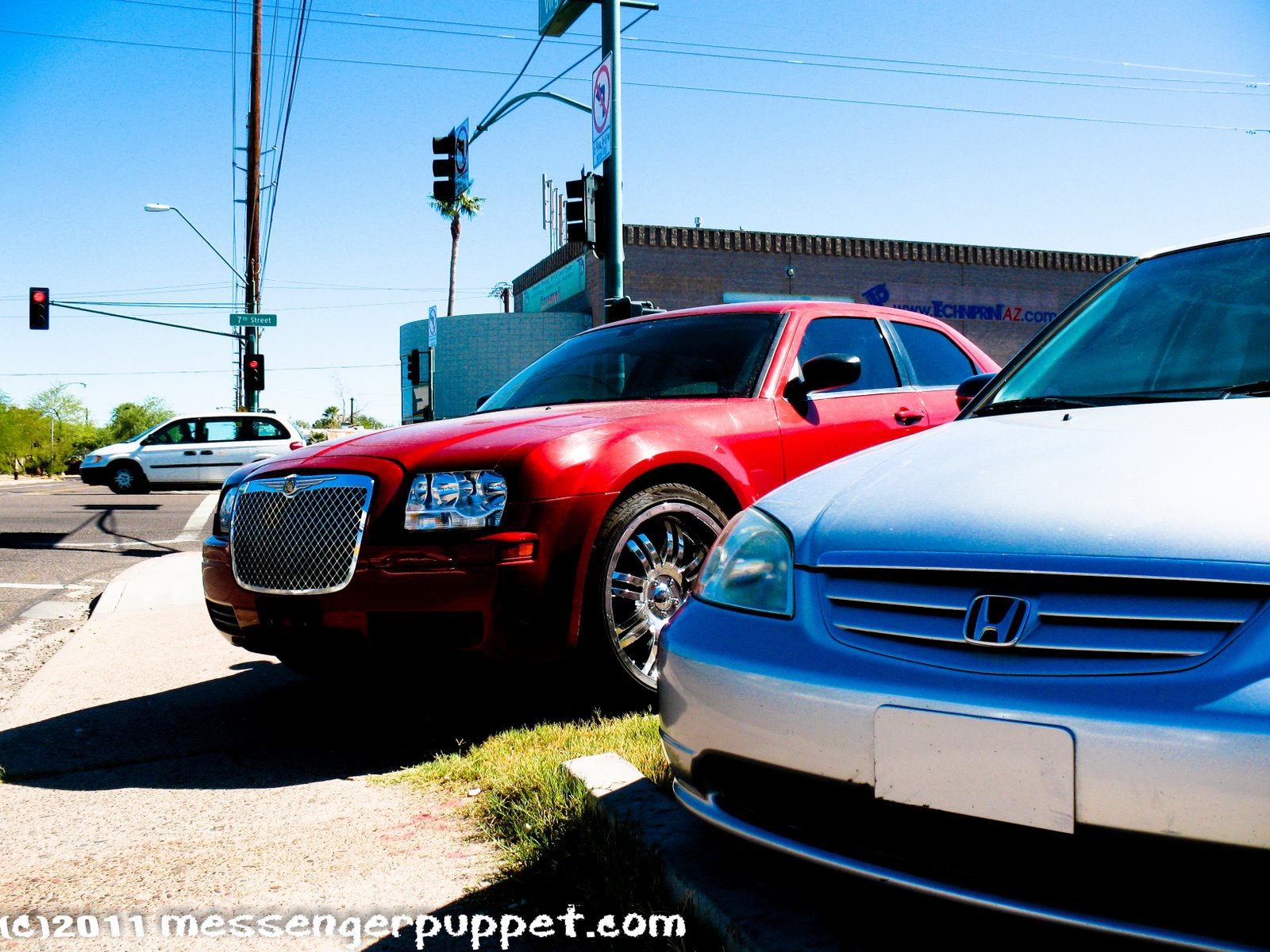 Chrysler 300 Honda Civic