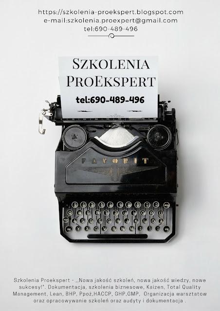 Szkolenia Proekspert - Profesjonalne szkolenia E-learnngowe i stacjonarne dla firm i osób prywatnych