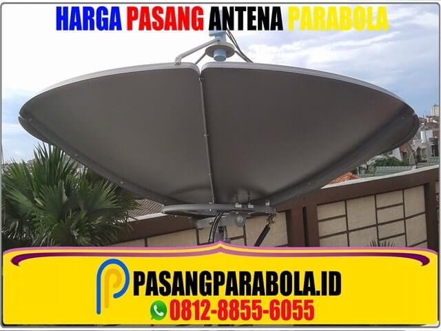 harga pasang parabola,harga pasang antena parabola,jual antena parabola