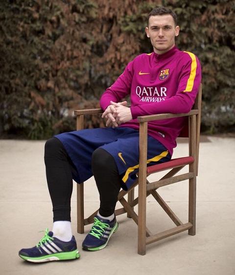 Ở Barca, không ai tin rằng Vermaelen đá tốt hơn Pique hay Umtiti.