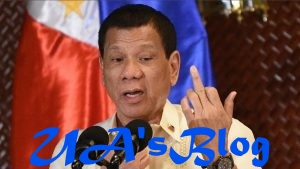 If my plane explodes, you can ask the CIA, says Philippine President