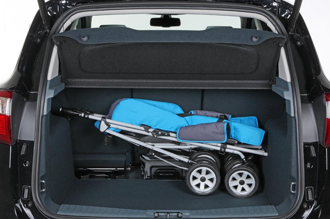 cockpit autom vel conte dos auto ensaio ford c max 1 6. Black Bedroom Furniture Sets. Home Design Ideas