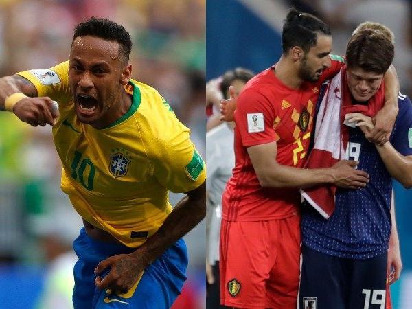 Prediksi Bola Brasil vs Belgia Piala Dunia 2018