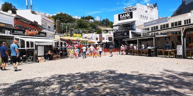 Atrakcje w Albufeirze, co ciekawego w Albufeirze? Sightseeing Albufeira, Portugal